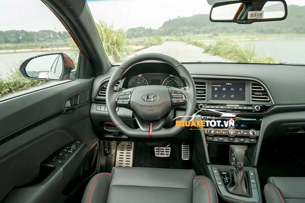 danh gia xe Hyundai Elantra 2021 cua muaxetot.vn anh 10 - Hyundai Elantra 2021: giá xe và khuyến mãi tháng [hienthithang]