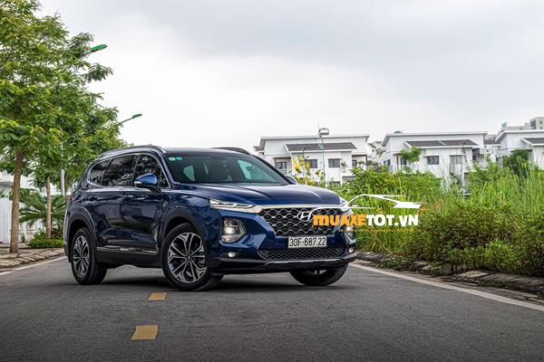 danh gia xe Hyundai SantaFe 2021 cua muaxetot.vn anh 03 - Hyundai SantaFe 2021: giá bán và khuyến mãi mới nhất