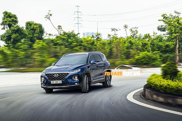danh gia xe Hyundai SantaFe 2021 cua muaxetot.vn anh 04 - Hyundai SantaFe 2021: giá bán và khuyến mãi mới nhất