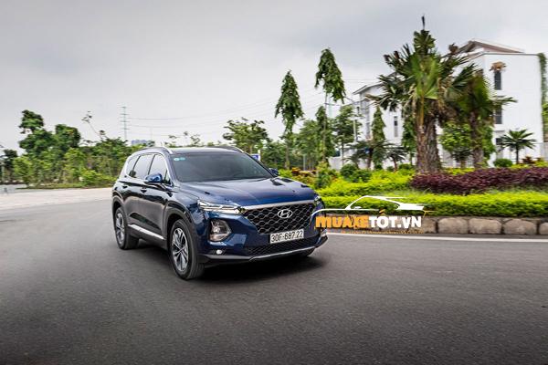 danh gia xe Hyundai SantaFe 2021 cua muaxetot.vn anh 05 - Hyundai SantaFe 2021: giá bán và khuyến mãi mới nhất