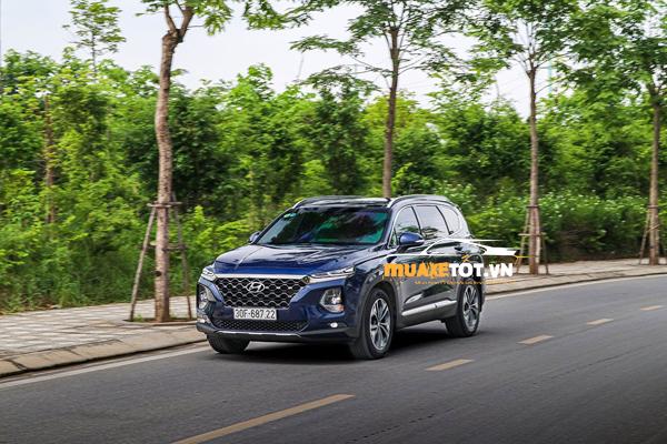 danh gia xe Hyundai SantaFe 2021 cua muaxetot.vn anh 06 - Hyundai SantaFe 2021: giá bán và khuyến mãi mới nhất