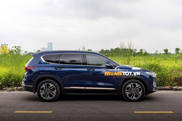 danh gia xe Hyundai SantaFe 2021 cua muaxetot.vn anh 07 - Hyundai SantaFe 2021: giá bán và khuyến mãi mới nhất
