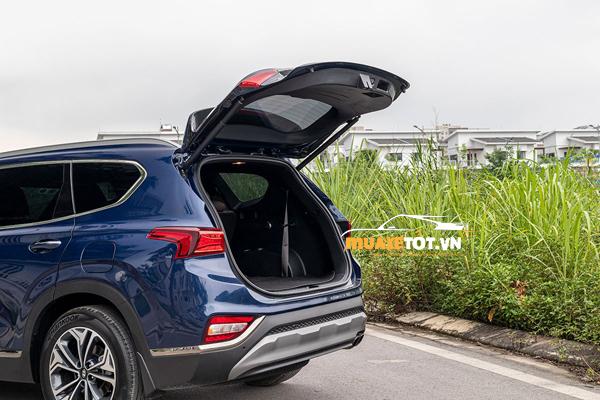 danh gia xe Hyundai SantaFe 2021 cua muaxetot.vn anh 13 - Hyundai SantaFe 2021: giá bán và khuyến mãi mới nhất