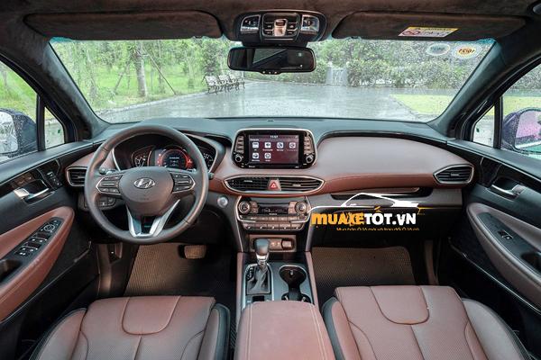 danh gia xe Hyundai SantaFe 2021 cua muaxetot.vn anh 17 - Hyundai SantaFe 2021: giá bán và khuyến mãi mới nhất