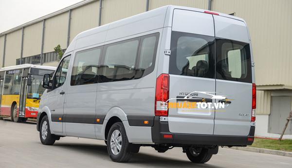 danh gia xe Hyundai solati 2021 cua muaxetot.vn anh 09 - Hyundai Solati 2021: giá bán và khuyến mãi mới nhất
