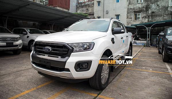 danh gia xe ford ranger 2021 cua muaxetot.vn anh 02 - Giới thiệu chi tiết dòng xe bán tải Ford Ranger 2021