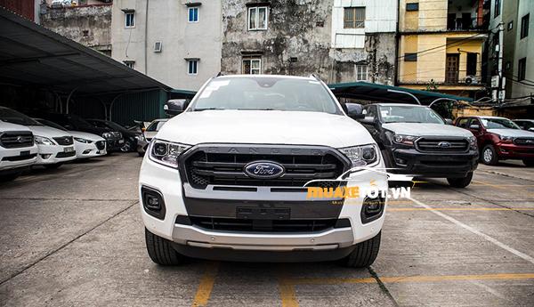 danh gia xe ford ranger 2021 cua muaxetot.vn anh 03 - Giới thiệu chi tiết dòng xe bán tải Ford Ranger 2021