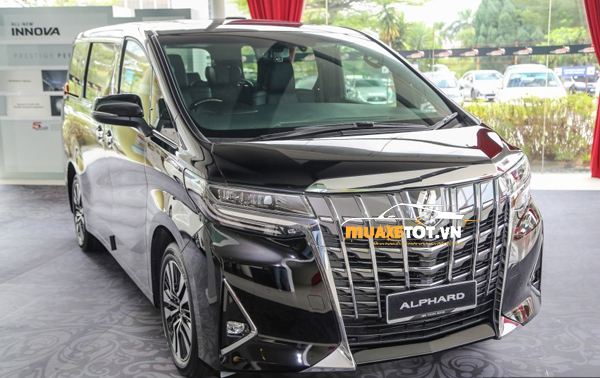 danh gia xe toyota alphard 2021 anh 01 - Toyota Alphard 2021: Giá xe và khuyến mãi hấp dẫn tháng [hienthithang]