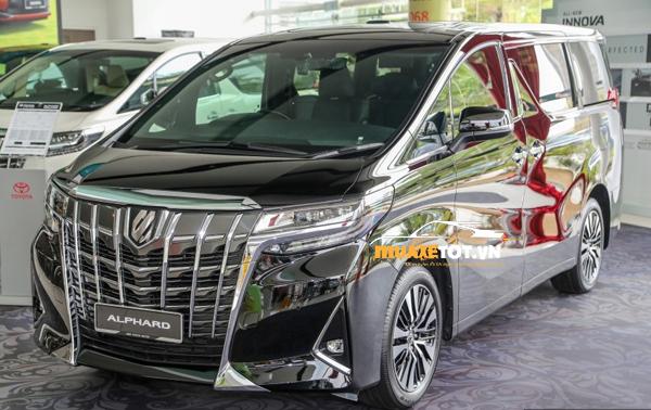danh gia xe toyota alphard 2021 anh 02 - Toyota Alphard 2021: Giá xe và khuyến mãi hấp dẫn