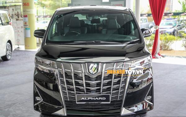 danh gia xe toyota alphard 2021 anh 04 - Toyota Alphard 2021: Giá xe và khuyến mãi hấp dẫn