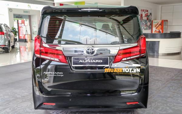 danh gia xe toyota alphard 2021 anh 05 - Toyota Alphard 2021: Giá xe và khuyến mãi hấp dẫn tháng [hienthithang]