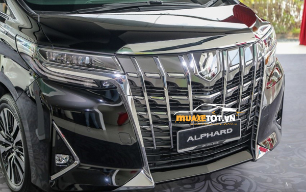 danh gia xe toyota alphard 2021 anh 06 - Toyota Alphard 2021: Giá xe và khuyến mãi hấp dẫn