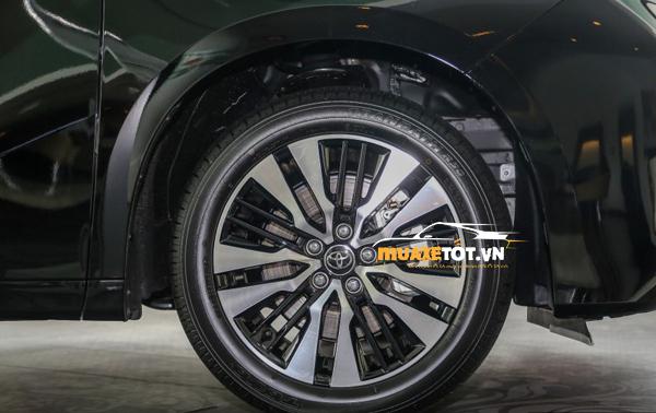 danh gia xe toyota alphard 2021 anh 09 - Toyota Alphard 2021: Giá xe và khuyến mãi hấp dẫn