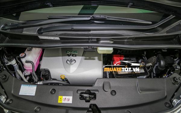 danh gia xe toyota alphard 2021 anh 10 - Toyota Alphard 2021: Giá xe và khuyến mãi hấp dẫn tháng [hienthithang]