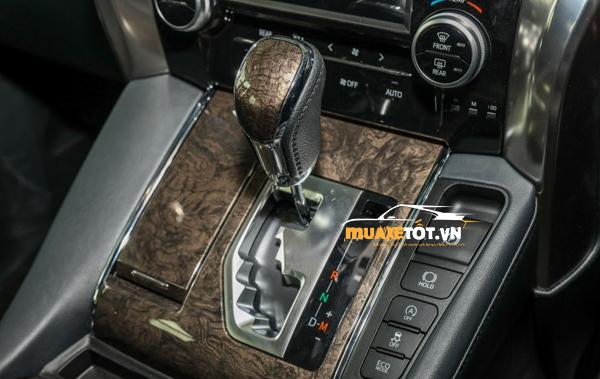 danh gia xe toyota alphard 2021 anh 14 - Toyota Alphard 2021: Giá xe và khuyến mãi hấp dẫn tháng [hienthithang]
