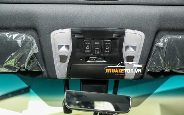 danh gia xe toyota alphard 2021 anh 15 - Toyota Alphard 2021: Giá xe và khuyến mãi hấp dẫn