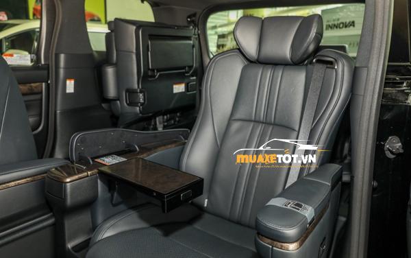 danh gia xe toyota alphard 2021 anh 18 - Toyota Alphard 2021: Giá xe và khuyến mãi hấp dẫn