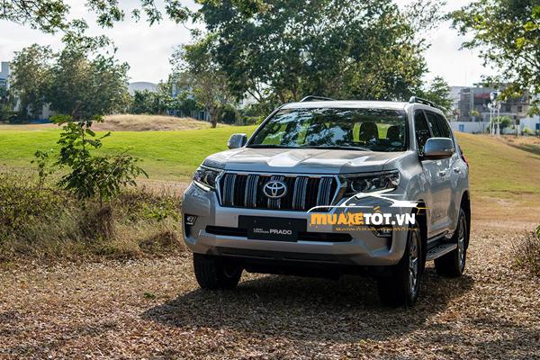 danh gia xe toyota land prado 2021 anh 08 - Toyota Prado 2021: Giá xe và khuyến mãi hấp dẫn