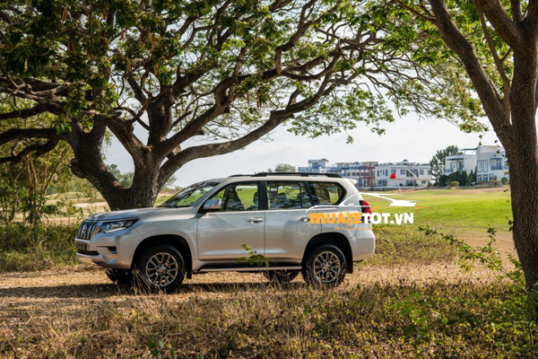 danh gia xe toyota land prado 2021 anh 09 - Toyota Prado 2021: Giá xe và khuyến mãi hấp dẫn
