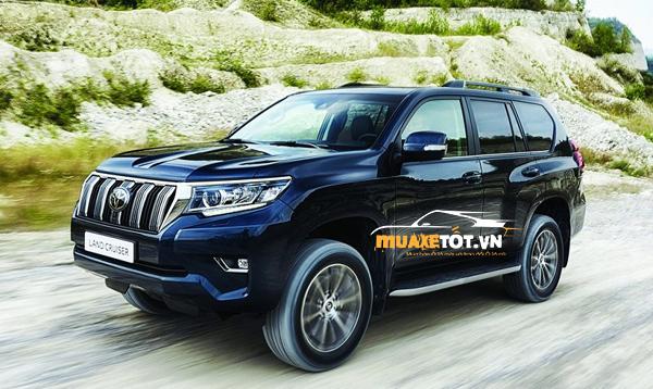danh gia xe toyota land prado 2021 anh 11 - Toyota Prado 2021: Giá xe và khuyến mãi hấp dẫn
