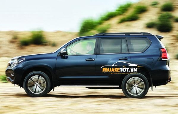 danh gia xe toyota land prado 2021 anh 12 - Toyota Prado 2021: Giá xe và khuyến mãi hấp dẫn