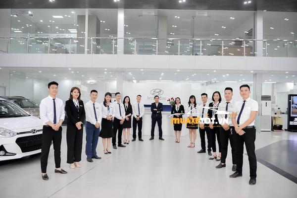 doi ngu nhân vien - Hyundai Miền Nam: Giới thiệu đại lý và tin tuyển dụng mới nhất
