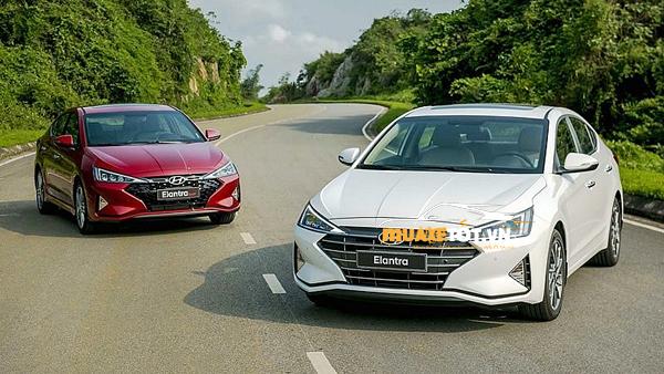 elantra - Giá xe Hyundai Ô Tô 2021 kèm ưu đãi cập nhật mới