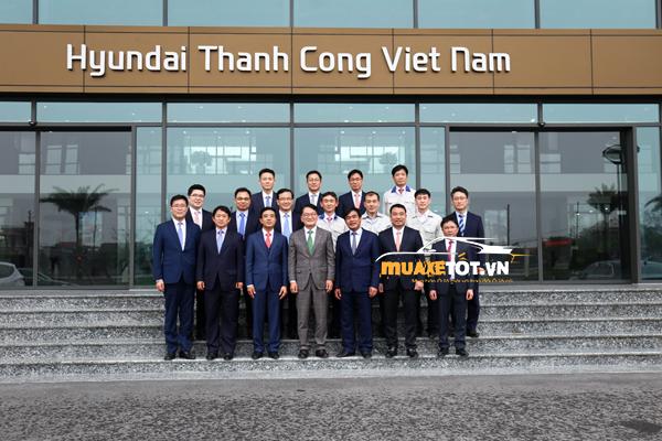gioi thieu hyundai - Hyundai Miền Nam: Giới thiệu đại lý và tin tuyển dụng mới nhất