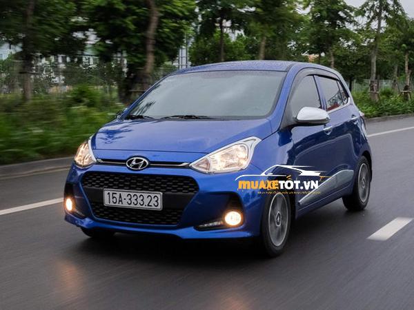 i10 - Giá xe Hyundai Ô Tô 2021 kèm ưu đãi cập nhật mới