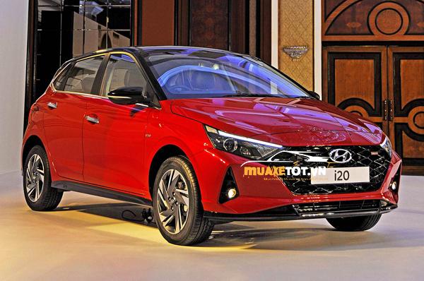 i20 - Giá xe Hyundai Ô Tô 2021 kèm ưu đãi cập nhật mới