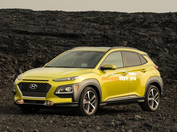 kona - Giá xe Hyundai Ô Tô 2021 kèm ưu đãi cập nhật mới