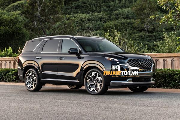 palisade - Giá xe Hyundai Ô Tô 2021 kèm ưu đãi cập nhật mới