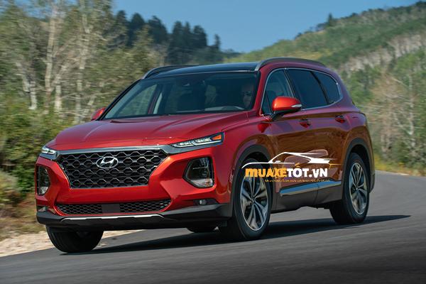 santafe - Giá xe Hyundai Ô Tô 2021 kèm ưu đãi cập nhật mới