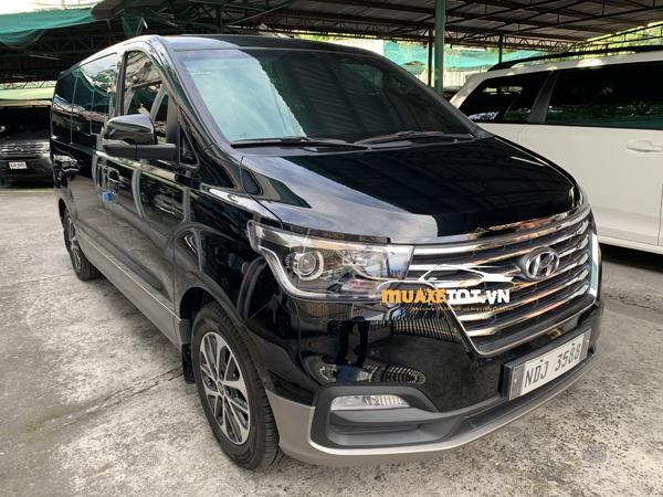 starex - Giá xe Hyundai Ô Tô 2021 kèm ưu đãi cập nhật mới
