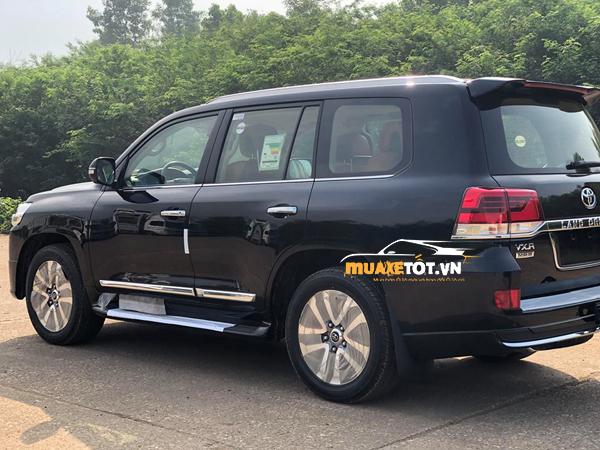 toyota land cruiser 2021 cua muaxetot.vn anh 09 - Toyota Land Cruiser 2021: Giá xe và khuyến mãi hấp dẫn