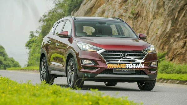 tucson - Giá xe Hyundai Ô Tô 2021 kèm ưu đãi cập nhật mới
