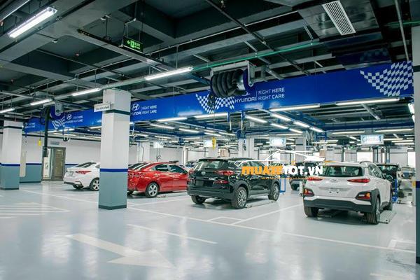 xuong dich vụ hyundai - Hyundai Miền Nam: Giới thiệu đại lý và tin tuyển dụng mới nhất