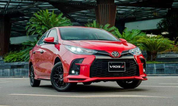 vios GR S 2021 anh 1 600x357 1 - Đánh giá xe Vios GR-S 2021 vừa ra mắt có gì mới