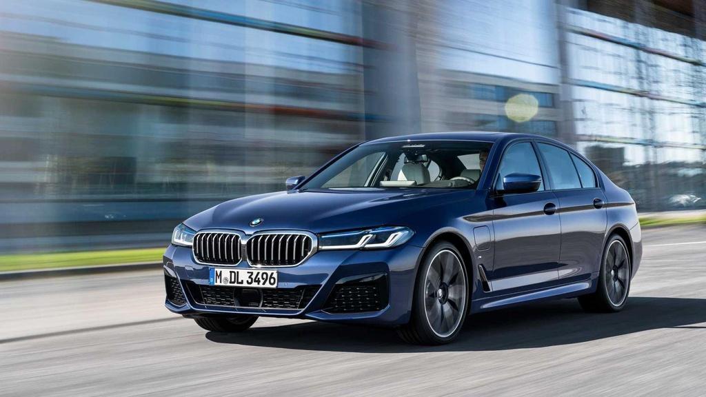 BMW Series 5 - Giá xe Ô tô BMW mới nhất tháng [hienthithang]/[hienthinam] + khuyến mãi #1