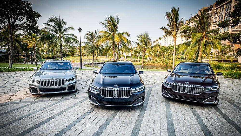 BMW Series 7 - Giá xe Ô tô BMW mới nhất tháng [hienthithang]/[hienthinam] + khuyến mãi #1