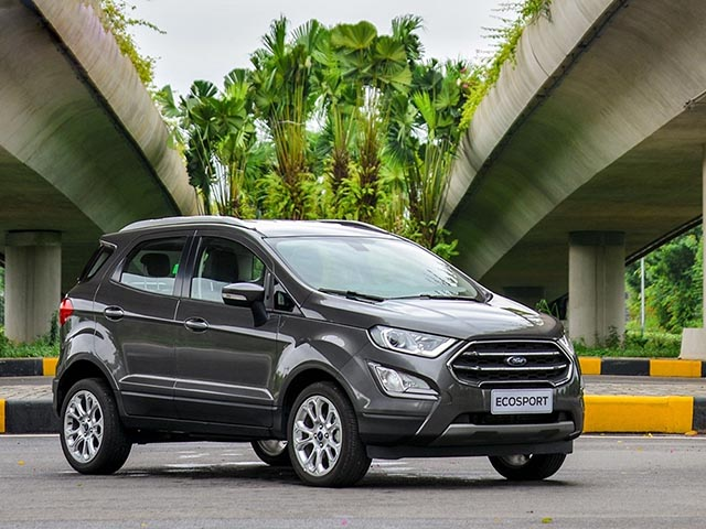 Ford Ecosport - Giá xe Ô tô Ford mới nhất tháng [hienthithang]/[hienthinam] + khuyến mãi #1