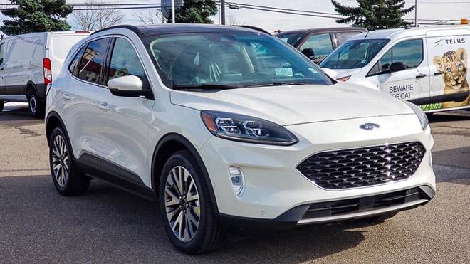 Ford Escape - Giá xe Ô tô Ford mới nhất tháng [hienthithang]/[hienthinam] + khuyến mãi #1