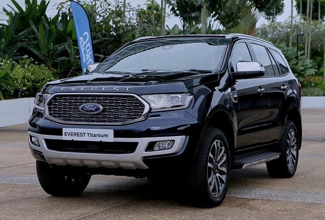 Ford Everest - Giá xe Ô tô Ford mới nhất tháng [hienthithang]/[hienthinam] + khuyến mãi #1