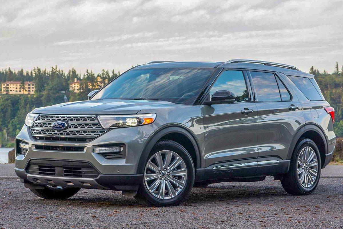 Ford Explorer - Giá xe Ô tô Ford mới nhất tháng [hienthithang]/[hienthinam] + khuyến mãi #1