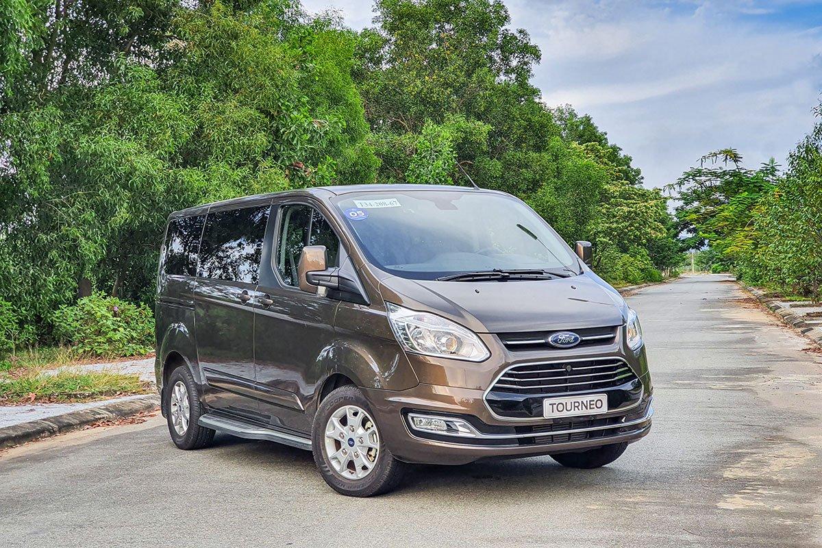 Ford Tourneo - Giá xe Ô tô Ford mới nhất tháng [hienthithang]/[hienthinam] + khuyến mãi #1