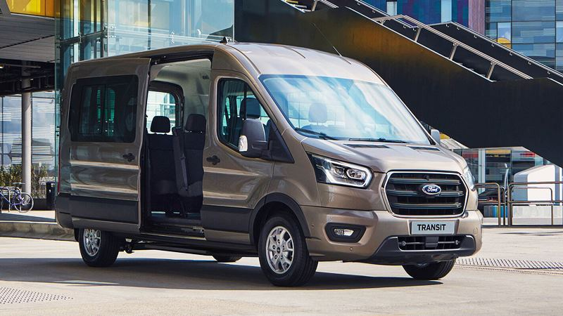 Ford Transit - Giá xe Ô tô Ford mới nhất tháng [hienthithang]/[hienthinam] + khuyến mãi #1