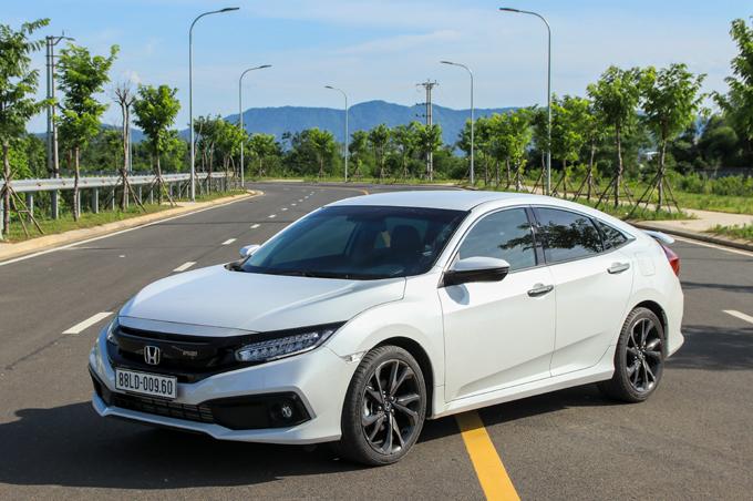 Honda Civic - Giá xe Ô tô Honda mới nhất tháng [hienthithang]/[hienthinam] + khuyến mãi #1