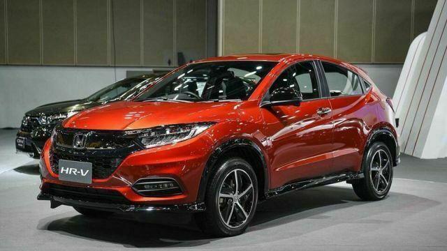 Honda HR V - Giá xe Ô tô Honda mới nhất tháng [hienthithang]/[hienthinam] + khuyến mãi #1