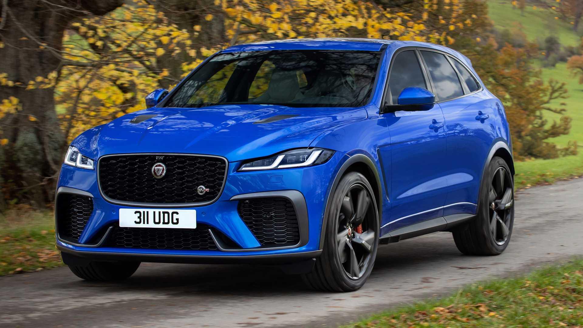 Jaguar F PACE - Giá xe Ô tô Jaguar mới nhất tháng [hienthithang]/[hienthinam] + khuyến mãi #1