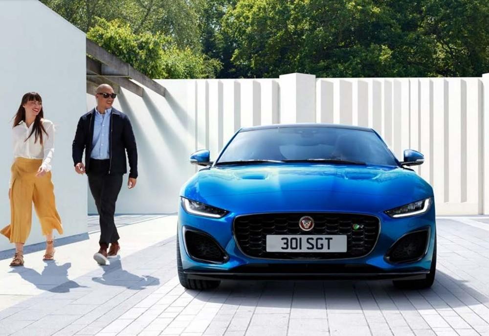 Jaguar F Type - Giá xe Ô tô Jaguar mới nhất tháng [hienthithang]/[hienthinam] + khuyến mãi #1